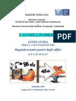 acustica_linee_guida