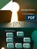Familia Léxica