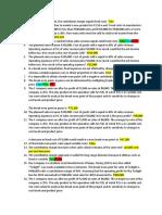 CVP Analysis (1)