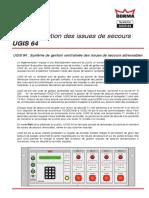 DORMA_UGIS 64_Fiche_produit_09-2014