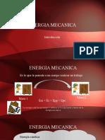 ENERGIA MECANICA 3BGU