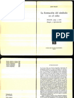 Piaget - La formación del símbolo en el niño.pdf