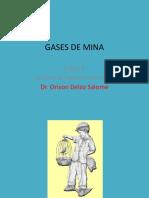 GASES DE MINA