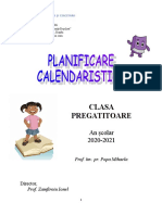 Planificare calendaristica - clasa pregatitoare EU 2020-2021.doc