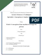 Etude et conception d'une mach - Mohammed MAAKOUL_3939 (1)