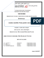 BOUCHAREB-MOHAMED-NACER- poutre libre vibration.pdf
