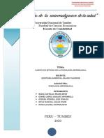 CAMPOS DE ESTUDIO DE LA PSICOLOGÍA EMPRESARIAL G2