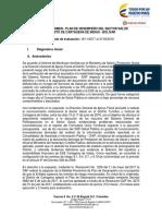 INFORME CARTAGENA 2 SEGUIMIENTO PLAN DE DESEMPEÑO SGP SALUD