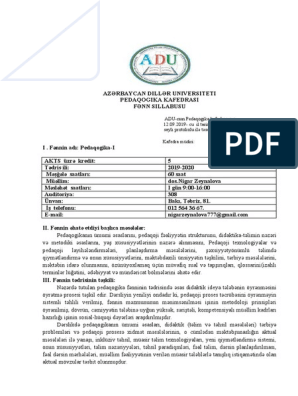 Ped 1 Sil 2020