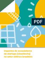 Impactos do Ecossistema de Startups no Setor Elétrico Brasileiro
