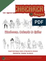 Torchbearer Sagas - Wanderers, Outcasts & Exiles