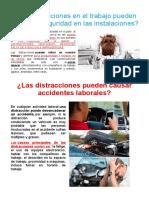 Las distracciones en el trabajo pueden afectar la seguridad en las instalaciones.docx