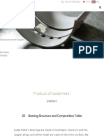 Bearing Structure and Composition Table