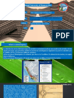 Metalogenia en El Peru