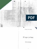 Miller, J. A. (2013) El lugar y el lazo. pag. 27 a 41
