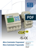 CLIC - Micro Controlador Programable WEG