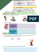Diseño metodológico para el aprendizaje N° 11-5°