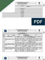plan de asignatura cátedra de paz