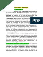 PROCESOS PATOLÓGICOS DEL TEJIDO ÓSEO
