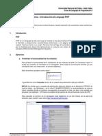Ejercicios resueltos PHP