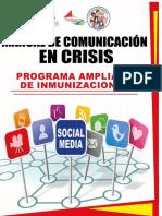 MANUAL DE COMUNICACIÓN EN CRISIS