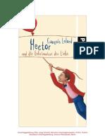Lelord, Francois - Hector und die Geheimnisse der Liebe