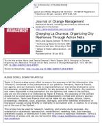 Changing La Chureca organizing city - CAMPOS
