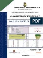 ANEXO No 10 - CÁLCULO Y DISEÑO DE ANCLAJES