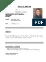 CV OF MOHAMMMAD IBNUL HOSSAIN FULL FINAL