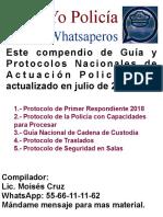 91. Compendio 5 Protocolos Nacionales Julio2018