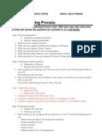 Ch9-1 Carer Planning Process