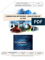 Formation Networks GP
