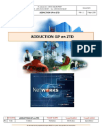 Adduction GP en ZTD