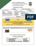 TALLER 2 INGLES 2DO pdf