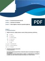 Matemática Básica - Apostila Zero (aula 3)