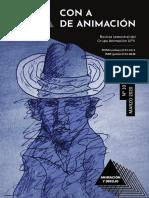 Revista completa con A de Animación_Animación y dibujo_marzo 2020