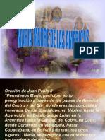 Maria MadRe De las Americas