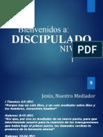 8 JESUS NUESTRO MEDIADOR