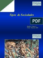 1.- Introducción-Tipos de Sociedades