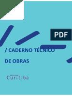 Caderno Técnico de Obras e Reformas 2020