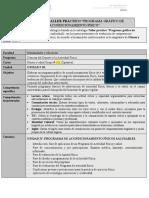 4 SEMANAS, GUÍA Y PASOS PARA CONSTRUCCIÓN DEL PROGRAMA GRÁFICO DE ACONDICIONAMIENTO FÍSICO (1)