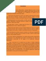 Los Recursos Contencioso Administrativos.