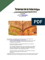 Los Vimanas de la India Antigua y los Cuentos de Antiguas Máquinas Voladoras