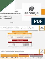 CAT 10-06-20 - Impuesto a las Ganancias 2019 - Exp. Patricia Lange -Gustavo Diez