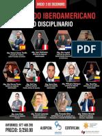 Diplomado Iberoamericano en Derecho Policial 3DIC2020