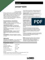 Chemlok 6224_TDS Español
