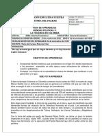 11 GUIA DE CIENCIAS POLITICAS 11