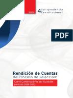 Unlock-Jurisprudencia Constitucional - Tomo 4