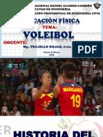 el voleibol 2019 PARA EXPONER
