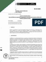 Difteria en el Perú